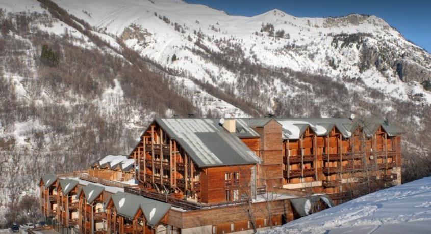 Trois pièces duplex en résidence de tourisme à Valloire Alpes du Nord