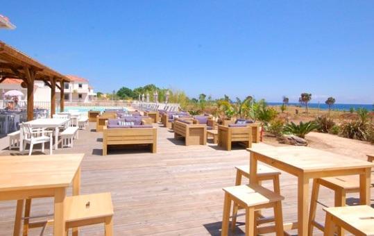 Deux pièces géré par Odalys en résidence de tourisme en Corse