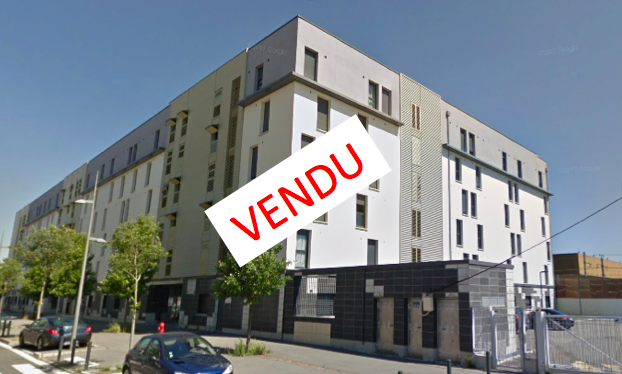 Deux pièces géré par Easystudent en résidence étudiante à Toulouse