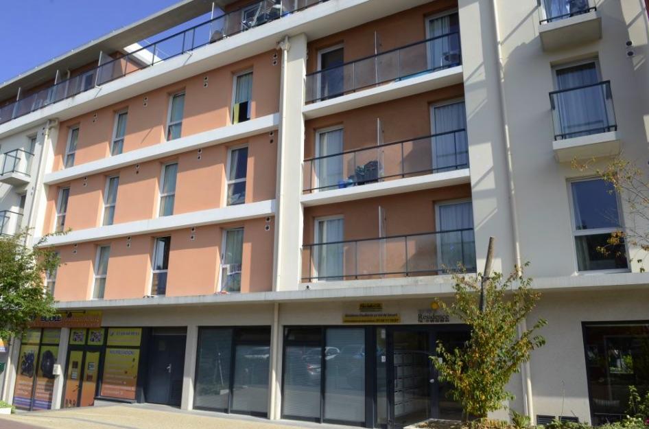Studio géré par la SARL VAL SENART en résidence étudiante à Quincy sous Sénart / Essonne