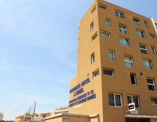 Studio en résidence étudiante gérée par Cardinal Campus à Toulon