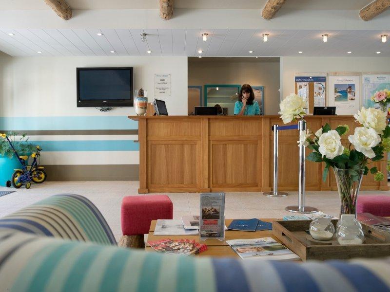 Trois pièces en résidence de tourisme géré par Pierre & Vacances à Soulac sur Mer