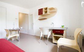 Studio en résidence étudiante géré par GSA Résidences à Douai