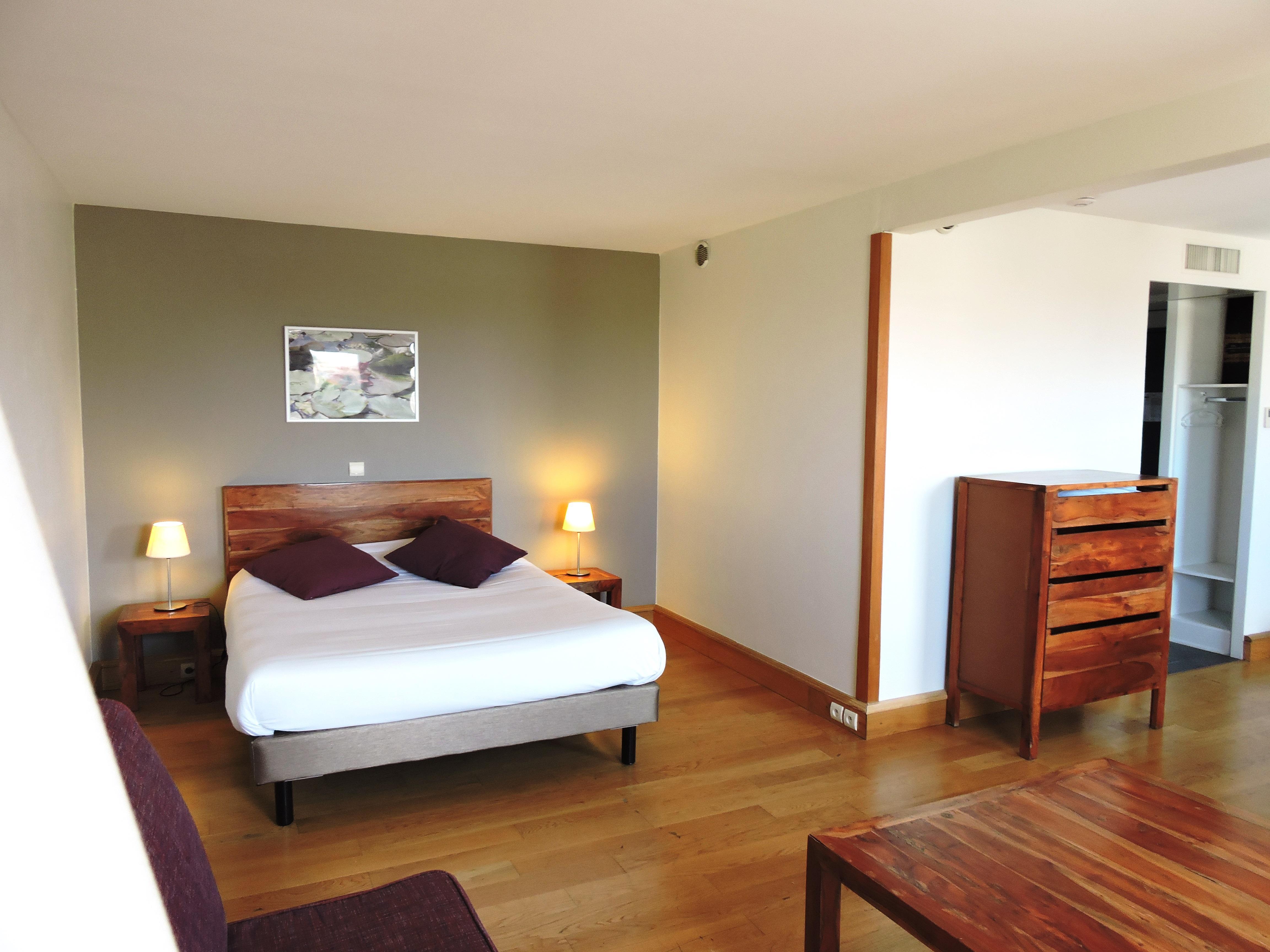 Studio en résidence tourisme/affaire géré par S.I.H.I à Bordeaux (lot 69)