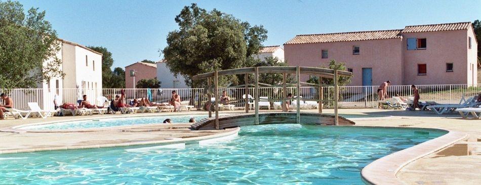 Trois pièces en résidence de tourisme géré par Néméa à Sauve dans le Gard