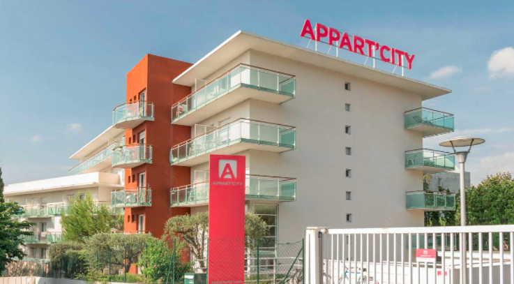 Appart city Antibes lots 194 (n°405) et 50 (n°27)