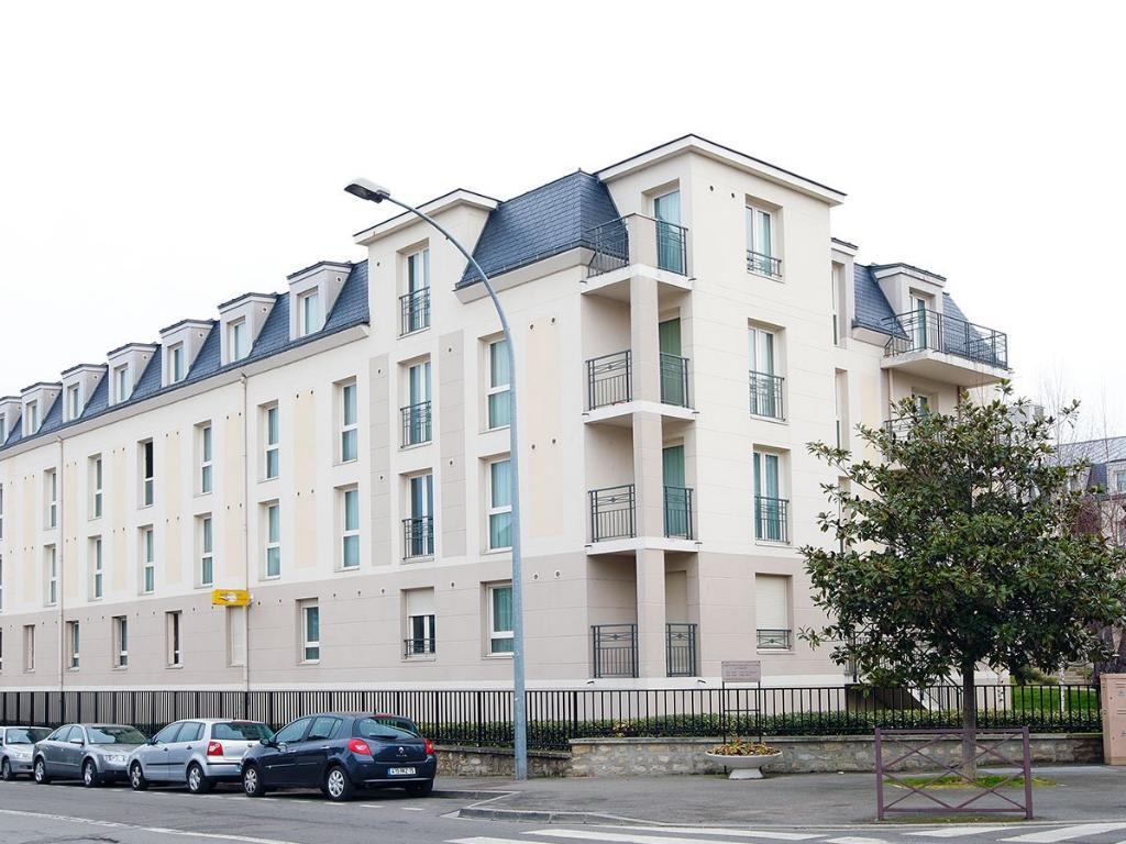 Appart'City - Poissy - Saint-Louis2
