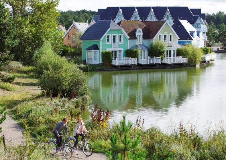 Belledune - Les maisons de la plage