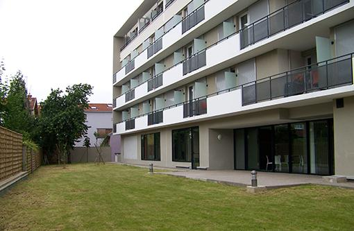 Cardinal Campus - Montreuil - Palladium lot 109
