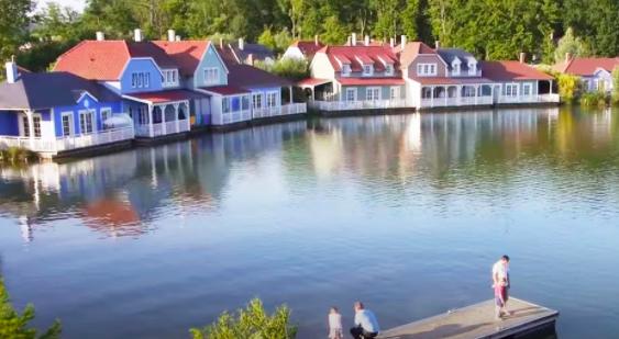 Center Parc  - Domaine du Lac de l'Ailette