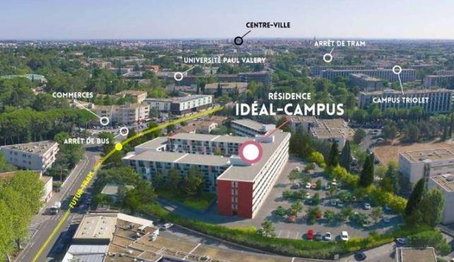 Gestetud - Montpellier - Idéal Campus