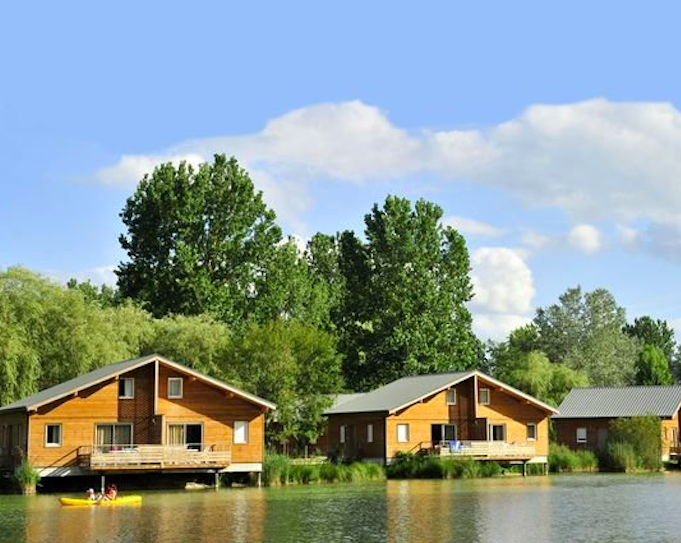 Les Cottages du lac