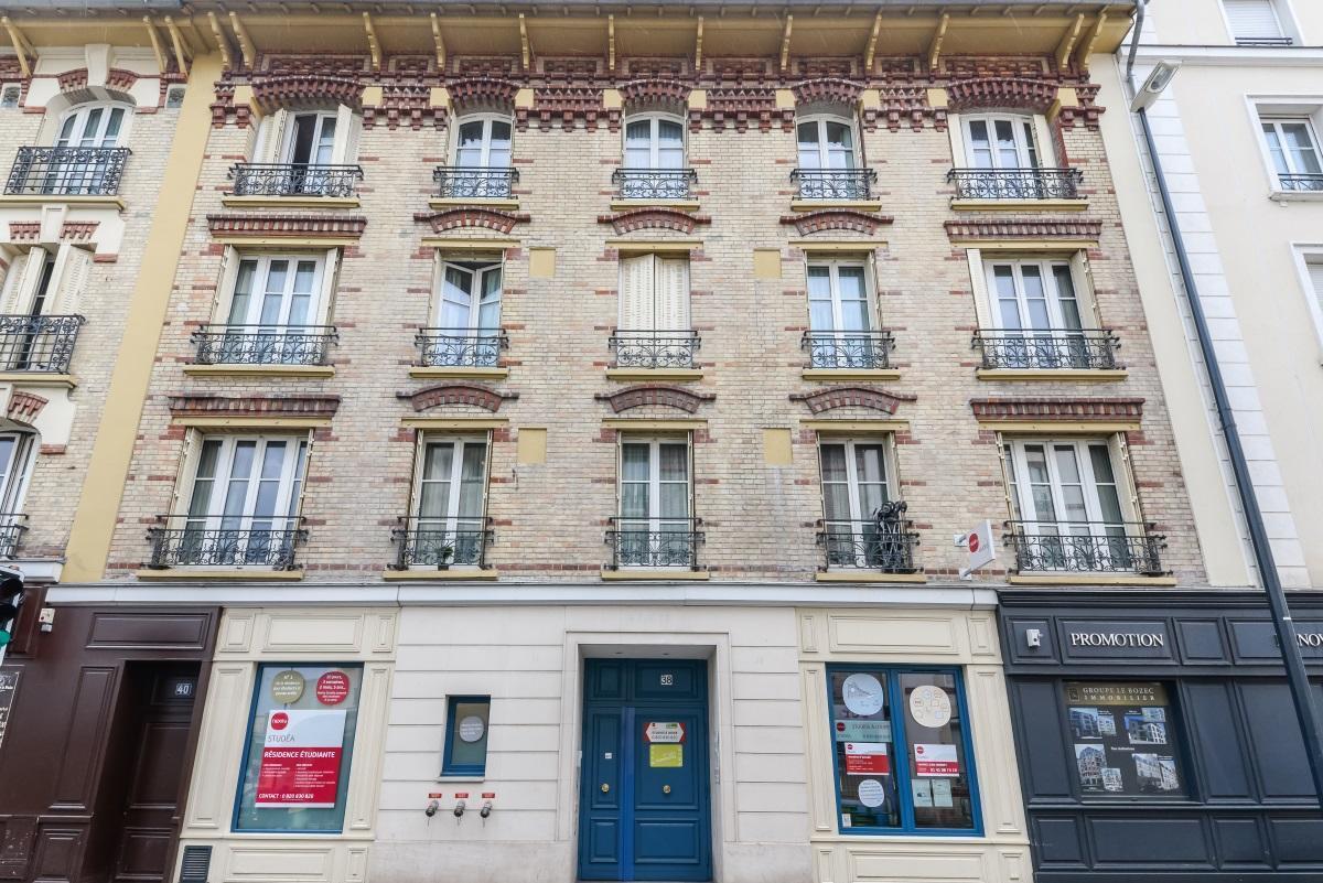 Nexity Studéa - Vanves - Jean Monnet_Lot 151