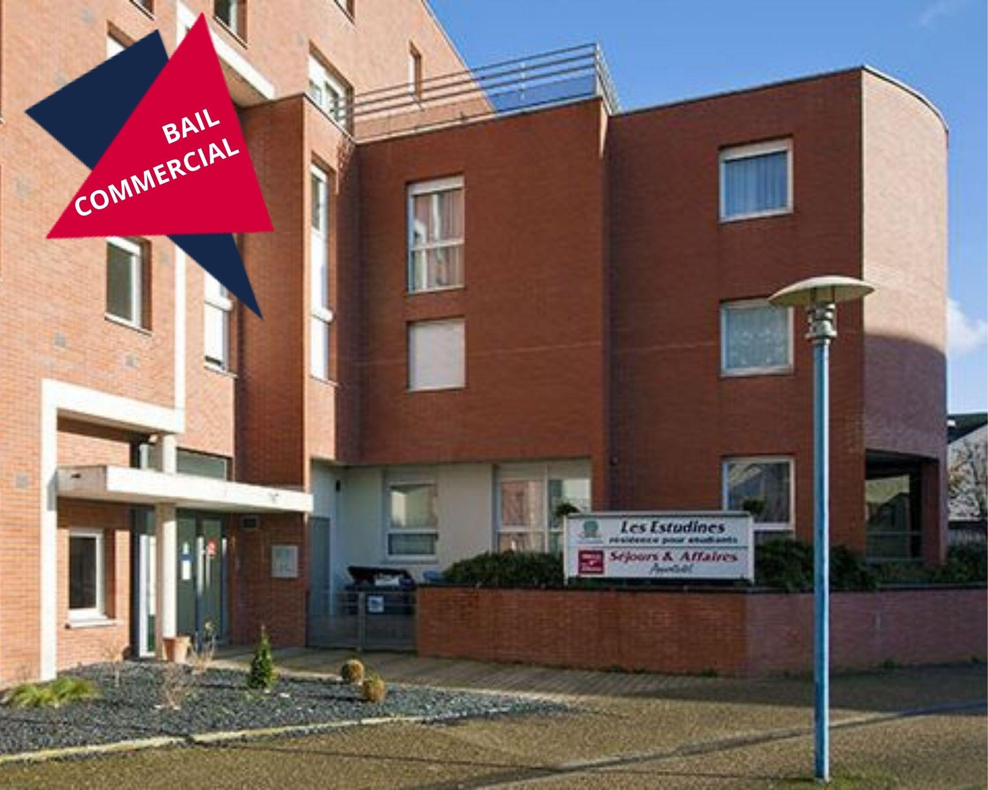 Réside Etude - Sotteville-les-Rouen - Rouen-Normandie - 23 - 205
