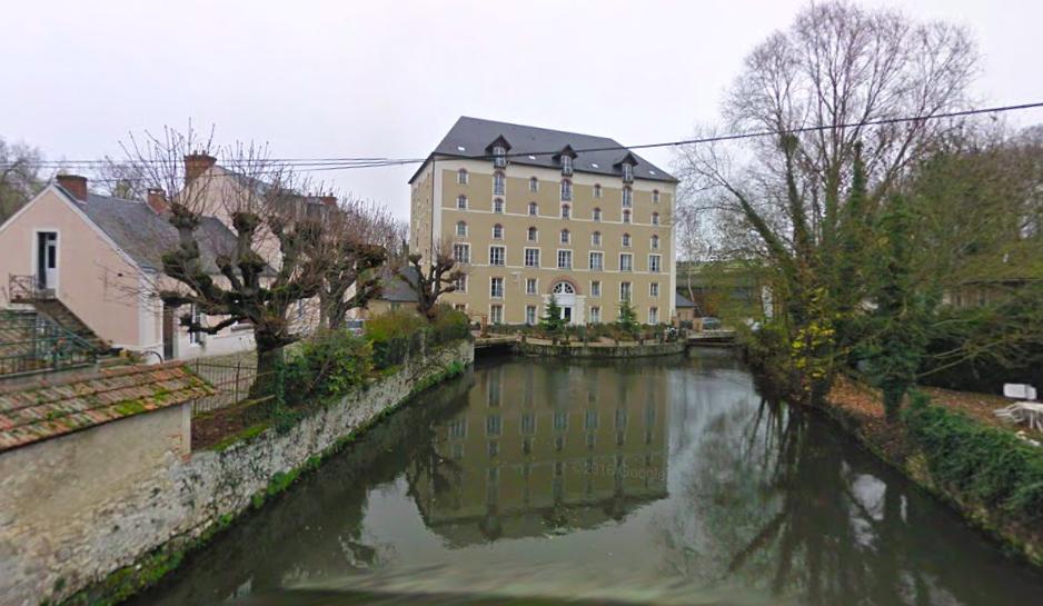 Résidence du Moulin de Vaux